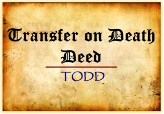transfer on death deed